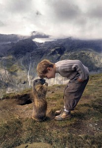 The Marmot And Me