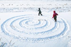 Зимние игры на улице_58