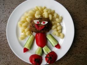 Веселая еда 3