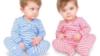 Почему девочкам розовое а мальчикам голубое?