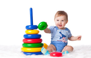 Играем с ребенком от 4 до 6 месяцев 3
