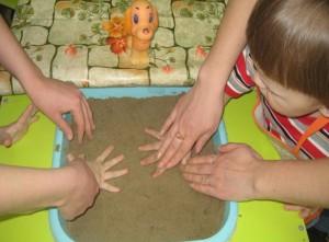 Игры с водой, песком 4