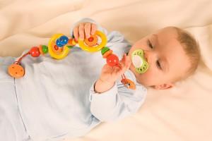 Играем с ребенком от 4 до 6 месяцев 4